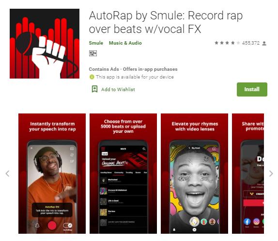 Songify app For Macbook pro