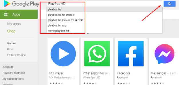 search-for-PlayBox-Hd-for-Mac-on-play-store
